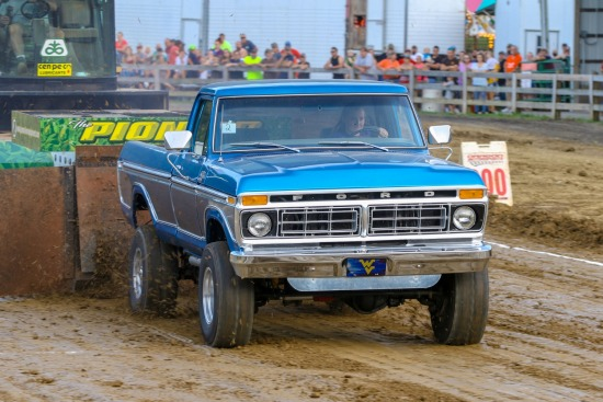Mountain Boyz and Girlz Shine on Truck Night at Highland County Fair