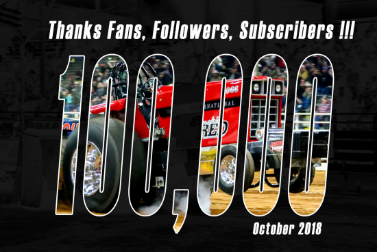 Milestone: 100,000 Followers, Likes, and Subscribes
