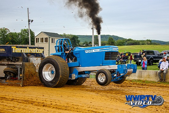 Light Limited Turbo Tractors at Mont Alto PA