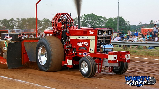 Gladys Best Tractor Track on the East Coast?